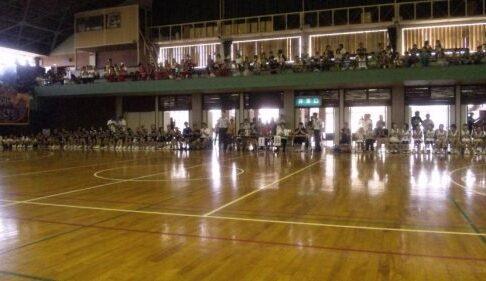 第31回 銚子 市内 少女 ミニバスケットボール大会