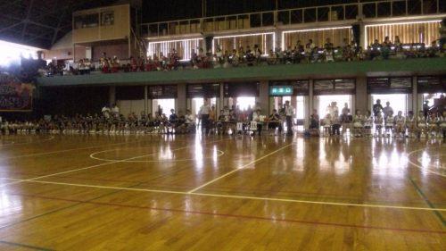 第31回銚子市内少女ミニバスケットボール大会