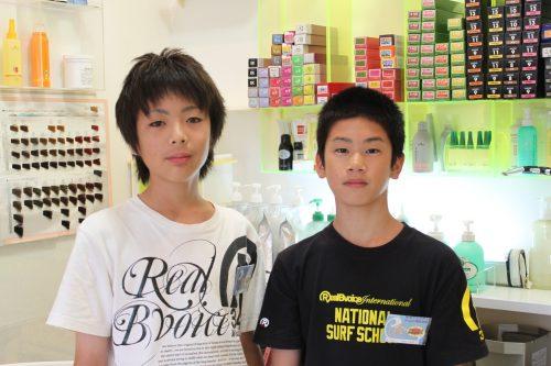 職場体験学習 中学生 人気ランキングの業種 美容室