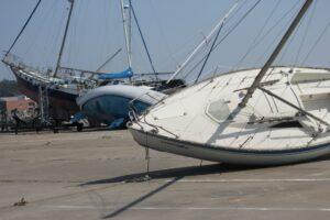 悲劇!銚子マリーナ港 「津波の恐ろしさ」