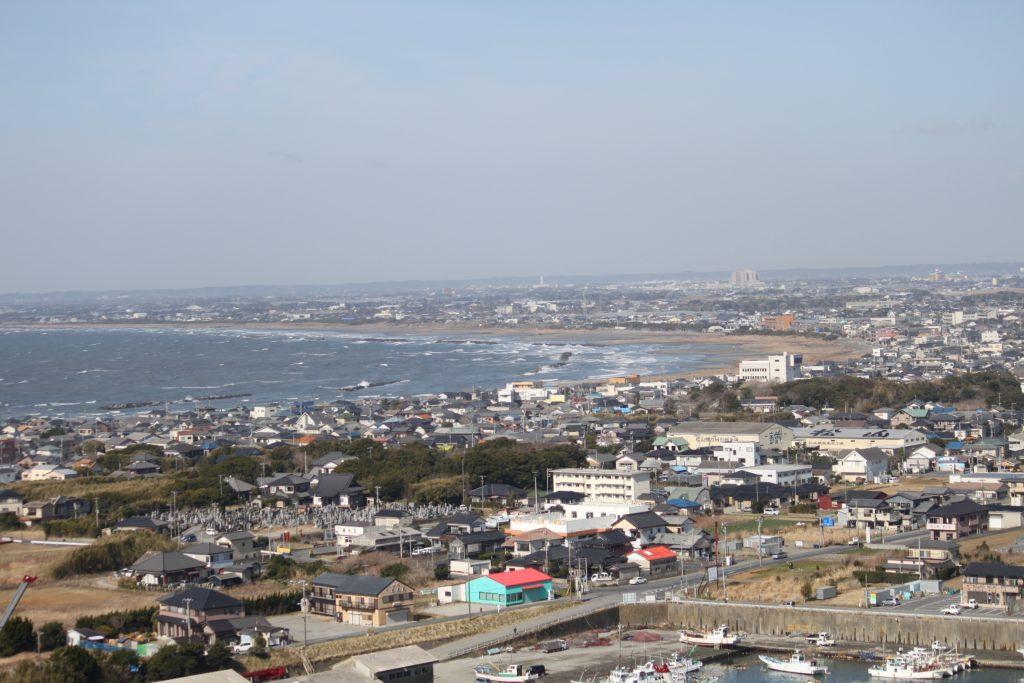 千葉県旭市飯岡~九十九里 津波被害