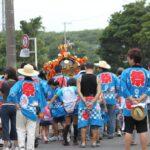 千葉県 銚子市 愛宕町内連合会 子供神輿 2011