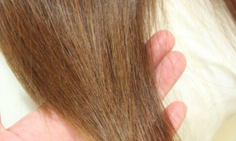 ビビリ毛 修正 「チオグリセリン 使用」