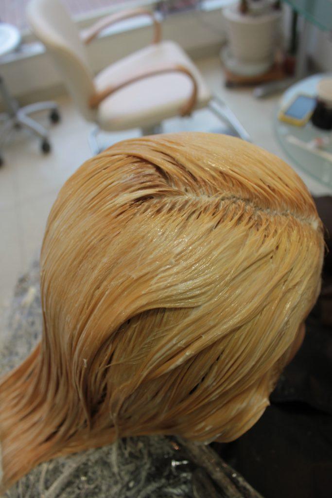金髪!失敗しない 一考察。