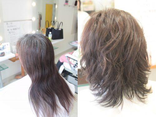 アンチエイジング 「若々しく見える 髪のポイントは 」