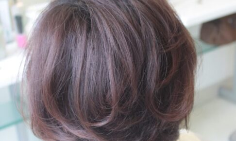 思わず髪に触れたくなるようなヘアスタイルをつくりたい