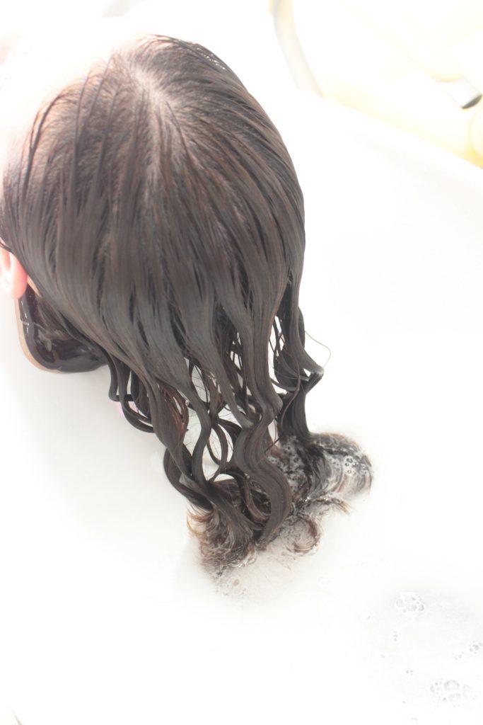 シャンプー 選びに関して 髪の病院だね!