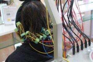 デジタル クリープパーマ ヘナ毛