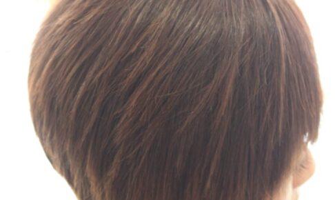 酸性矯正 hair repair お約束でしたね
