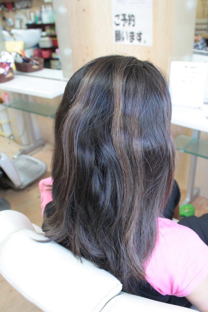 夏の日差し 紫外線が及ぼす髪へのダメージ