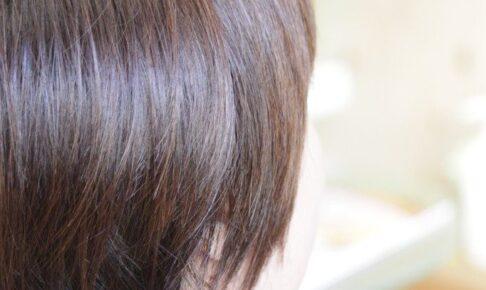 直毛で ファーストカラー 「キューティクルのダメージは最小限」