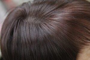 髪の艶感は 人間のバロメーター