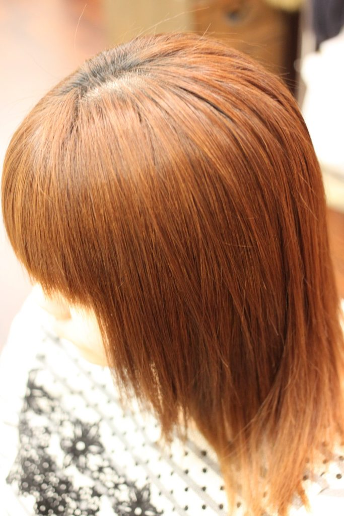 ビビリ毛 修正 千葉県 銚子市 BBK Hair 美容室