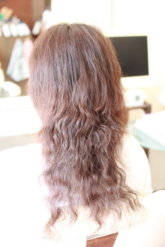 銚子市 美容室 BBK Hair 縮毛矯正 ビビリ毛 修正
